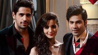 Varun Dhawan Plays Cupid Between Alia Bhatt & Sidharth Malohtra | Bollywood News