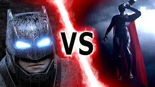 Batman vs Drunk Superman