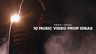 10 Music Video Prop Ideas! (Smoke Grenades, Money, & MORE)