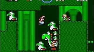 A Super Mario Thing - A Horse's Revenge