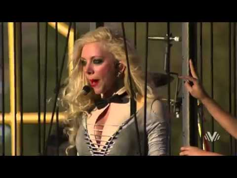 In This Moment Big Bad Wolf Live in Knotfest