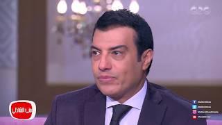 معكم منى الشاذلي   إيهاب توفيق يبكي في عيد الأم... شاهد كلماته عن والدته