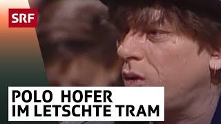 Polo Hofer und die Schmetterband - Im letschte Tram - 1986
