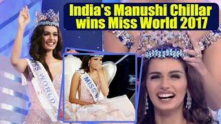 Miss World 2017 : India