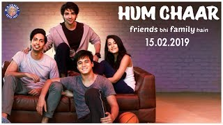HUM CHAAR 2019 | Date Announcement Promo | Rajshri Productions | Releasing On 15th February 2019