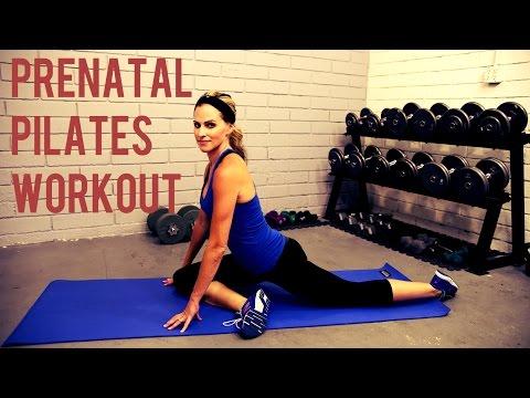 Xxx Mp4 20 Minute Prenatal Pilates Workout 3gp Sex