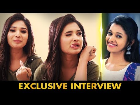 Xxx Mp4 Don T Compare Me With Priya Bhavani Shankar Actress Vj Sharanya Turadi Nenjam Marappathillai 3gp Sex