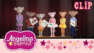 Angelina Ballerina - Big Bad Wolf