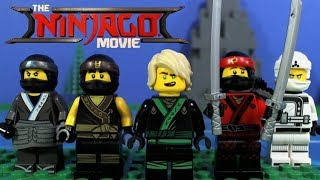 The LEGO NINJAGO Movie Kendo LLoyd