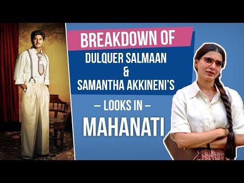 Xxx Mp4 Breakdown Of Samantha Akkineni Dulquer Salmaan S Looks In Mahanati Bollywood 3gp Sex