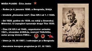 Jevreji Narodni Heroji Jugoslavije / Jews National Heroes of Yugoslavia