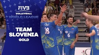 Slovenia scores for Group 2 Gold - World League 2017