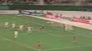 Iran UAE WC 2002 qualifciation match Leg 1 Highlights