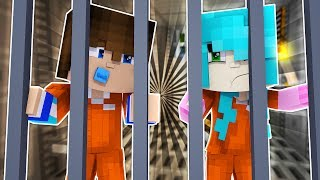 LITTLE KELLYS KIDS GO TO PRISON! Minecraft Future Life w/LittleDonny (CustomRoleplay)