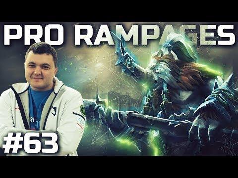 Dota 2 PRO Rampages #63
