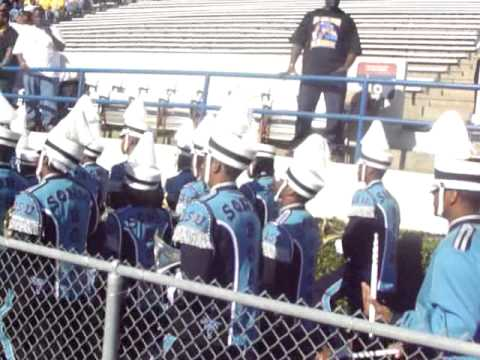 JSU MARCHES IN SERIES SIDELINE VIEW BOOMBOX 2010