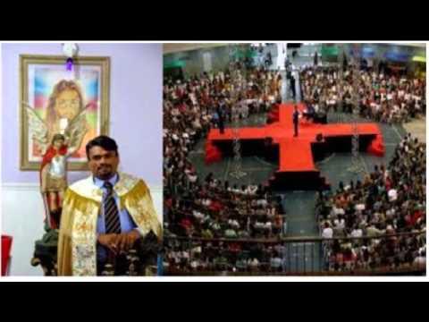 Apóstolo Walter Sandro da Igreja Templária de Cristo na Terra quer seu dinheiro