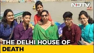 Delhi Family Found Hanging Thought They Wouldn