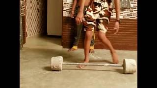 New Latest Funny Video 2017 नन्हे पहलवान bodybuilding funny video