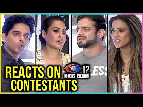 Xxx Mp4 Karan Patel Kamya Punjabi Nia Sharma TV Celebs React On Bigg Boss 12 Contestants 3gp Sex
