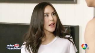 Love scene  romantic thai drama 2017