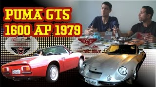 PUMA GTS 1600 MOTOR AP 1979 ( CANAL TEST DRIVE )