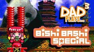 Dad³ Plays... Bishi Bashi Special
