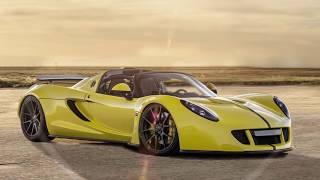 أسرع 5 سيارات في العالم حتى الآن ..لن تصدق مدى سرعتها!!