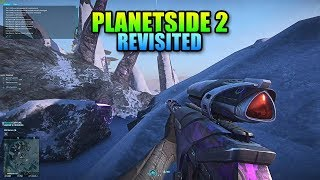Planetside 2 Revisited Many Years Later