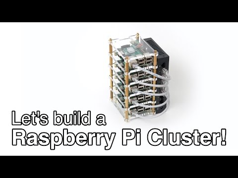Let's Build a Raspberry Pi Cluster (Pi Dramble #1)
