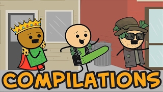 Cyanide & Happiness Compilation - #1