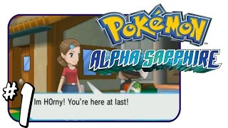 A Legend Returns | Pokemon Alpha Sapphire Slylocke (SP) | Ep.1