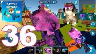 Mad GunZ - Gameplay Walkthrough Part 36 - Review SET Weapons (Android Games)