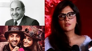 richa chadda reacts on mohammed rafi dialogue adhm controversy
