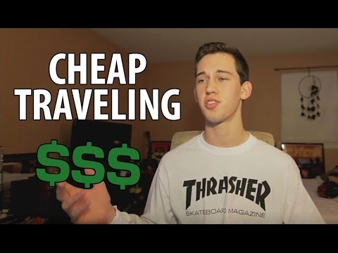 How to Travel for EXTREMELY cheap