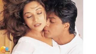 Madhuri Dixit spells her magic on Shahrukh Khan