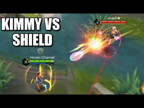 NEW KIMMY VS SHIELD
