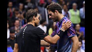 2017 US Open: Nadal vs. Del Potro Match Highlights