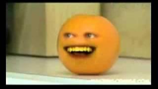 laranja irritante e a batata
