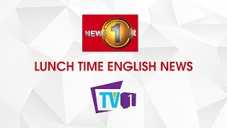 WATCH LIVE : News1st English Lunch Time Bulletin - 2019/04/26