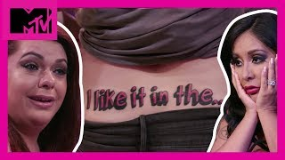 Will This Tattoo Ruin Her Porn Career? | How Far Is Tattoo Far? | MTV