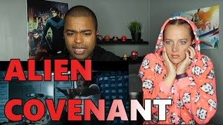 Alien: Covenant | Official Trailer (Reaction 🔥)
