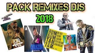 ESTRENOS REGAETON 2018 / PACK REMIXES DJS / BAD BUNNY/WISIN/NICKYJAM/