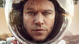 The Martian 2015 Movie - Matt Damon