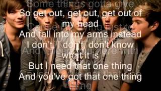 One Direction - One Thing + Free mp3, mp4, 3gp Download Link, Lyrics