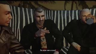 🔞GTA IV EFLC : The Ballad of Gay Tony - Luis, o transão! #9🔞