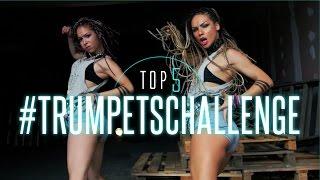 Best #TrumpetsChallenge Dance Videos   Sak Noel & Salvi ft. Sean Paul - Trumpets