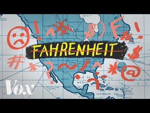 Why America still uses Fahrenheit