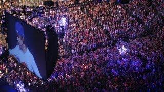 Justin Bieber Turkey, İSTANBUL Concert 2013