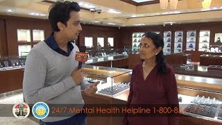Showbiz India TV talks to the South Asian community about MENTAL HEALTH ISSUES